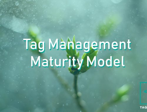 Tag Management Maturity Model