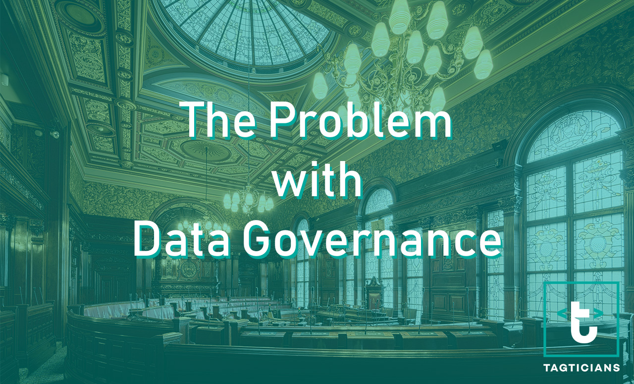 the problem with data governance