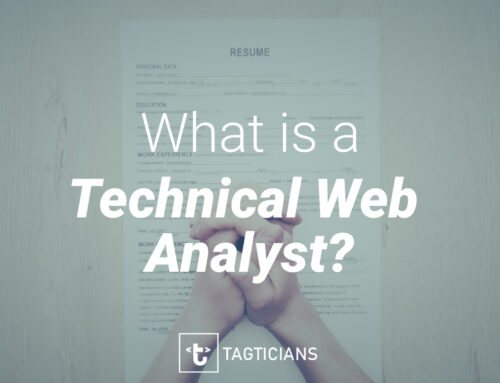 What is a Technical Web Analyst?